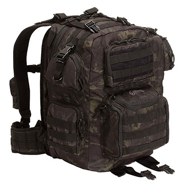 Voodoo Tactical - The Improved Matrix Pack - Black Multicam
