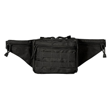 Voodoo Tactical - Hide-A-Weapon Fanny pack - Black