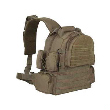 Voodoo Tactical - Tactical Sling Bag - Coyote