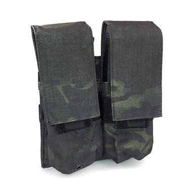 Voodoo Tactical - M-4/M16 Double Mag Pouch - Multicam Black