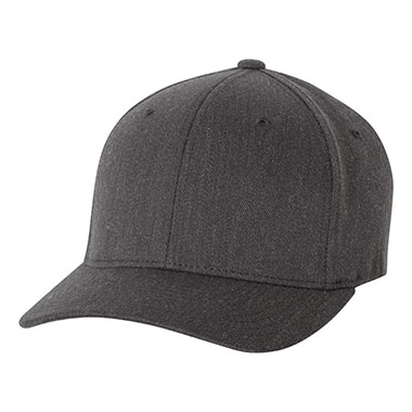 Flexfit - Wool Blend Cap - Dark Heather