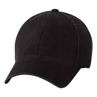 Flexfit - Garment-Washed Cap - Black
