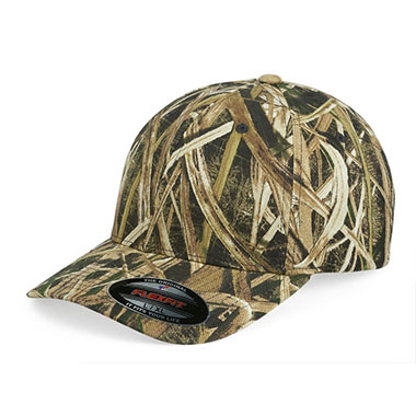 Flexfit - Mossy Oak Camouflage Cap - Mossy Oak Shadow Grass Blades