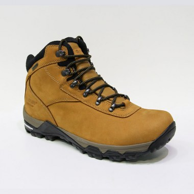 HI-TEC - ALTITUDE OX I WP - Wheat / Black