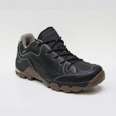 HI-TEC - OX DISCOVERY LOW I WP - Black