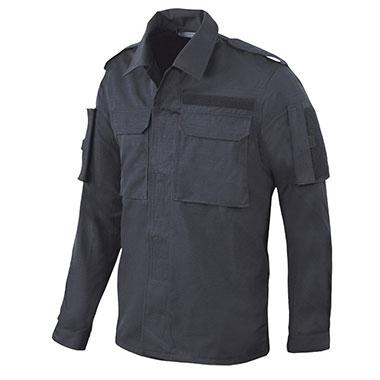 Leo Kohler - Kommando Shirt - Black