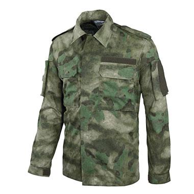 Leo Kohler - Kommando Shirt - A-Tacs FG