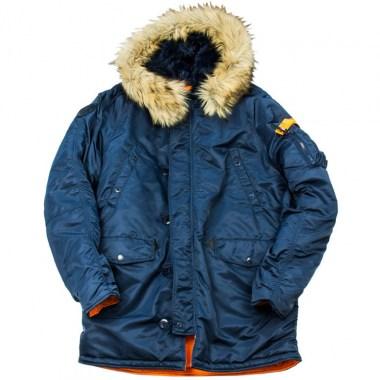 Nord Denali - HUSKY - Rep.Blue/Orange