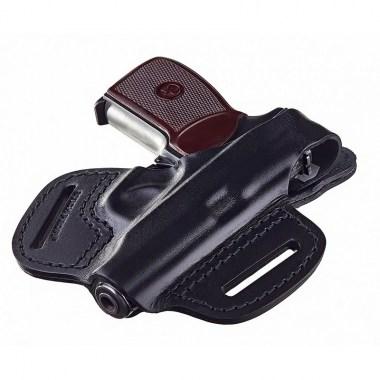 Stich Profi - Кобура для ПМ поясная (модель №2) 40 мм - Black