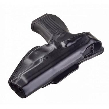 Stich Profi - Кобура для пистолета Ярыгина поясная (модель №8) 40 мм - Black