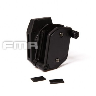 FMA - Multi-Angle Speed Magazine Pouch - Black