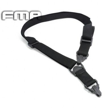 FMA - MA3 Multi-Mission Single Point - 2 Point Sling - Black