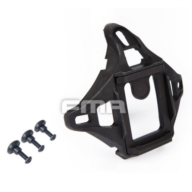 FMA - Wilcox 4 Hole Shroud - Black