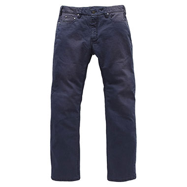 Vintage Industries - Greystone coloured jeans - Navy