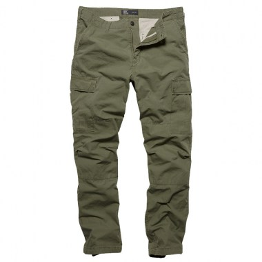 Vintage Industries - Tyrone BDU pants - Olive Sage