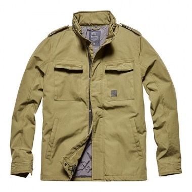Vintage Industries - Alling jacket - Olive