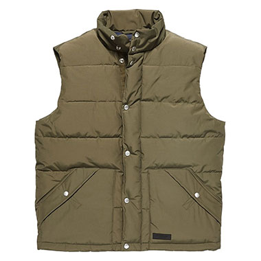 Vintage Industries - Stony bodywarmer - Drab