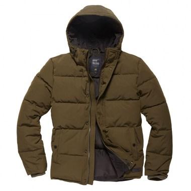 Vintage Industries - Lewiston jacket - Sage