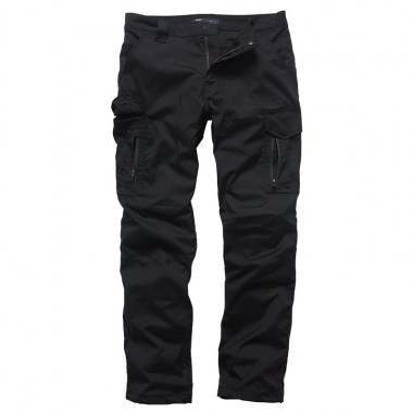 Vintage Industries - Blyth technical pants - Black