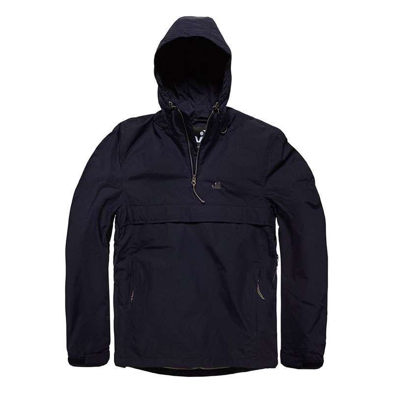 Vintage Industries - Shooter anorak - Navy